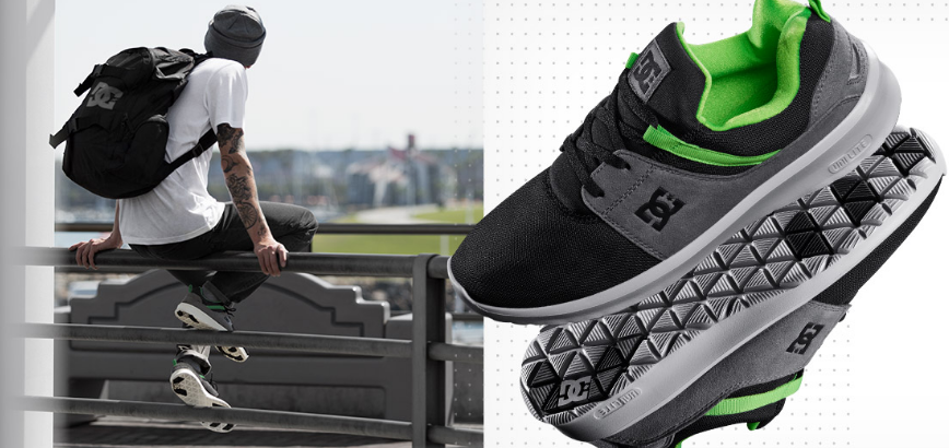 Акции DC Shoes в Симе